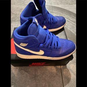Air Jordan retro 1 OG ( royal blue)